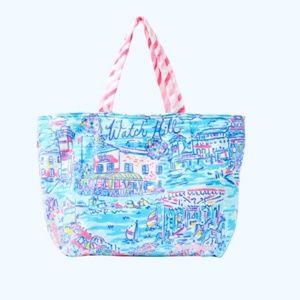 Lily Pulitzer Destination Watch Hill Beach Bag